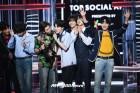 BTS, BBMA 2년 연속 수상..에드 시런 톱 아티스트종합