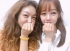 """[★SHOT!] """"등장부터 울었다""""..신소율, 김보미 응원 인증샷"""