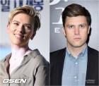 "[Oh!llywood]스칼렛 요한슨♥'SNL' 작가, 열애 인정..""난 행운아"""