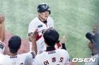 한화 김태균, 23일 삼성전 지명타자로 선발 복귀
