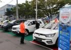 쌍용자동차, 2017 평택항 마라톤 대회 후원