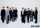 """""""결혼 라이머부터 MXM""""..'브랜뉴뮤직' 아티스트 10人, 패밀리 화보"""