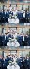 [★SHOT!] '결혼2주년' 이상훈, '개콘' 개그맨들 '엄근진' 단체샷
