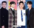 "[Oh!쎈 초점] ""톱스타 예약""...올해 대박날 것 같은 男배우 4명"