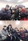 "[★SHOT!] ""여전한 비글미""..2PM, 택연 합류 준케이 빠진 5인조 만남"