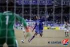 '데얀 PK 실축' 수원, 가시마에 1-2 패배