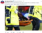 승리에도 기뻐할 수 없는 PSG...네이마르 부상