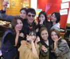 [★SHOT] 다비치·바다·박정현·알리·린, 가왕 조용필 앞 '소녀팬' 모드