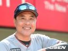 [사진]송진우 코치,'환한 미소'