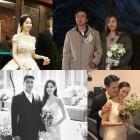 """""""한채아부터 김민서""""..아름다운 5월 더 아름다운 신부들"""