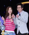 김국진♥강수지, 오늘23일 결혼..가족 축복 속 정식 부부된다