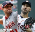 "MLB.com, ""NL 슈어저-AL 벌랜더, 사이영상 1순위"""