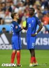 프랑스, 월드컵 23인 등번호 배정... 포그바 6번 - 그리즈만 7번