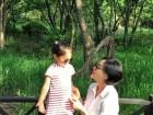 박진희, 5살된 첫 딸 공개..커플 선글라스 판박이 모녀
