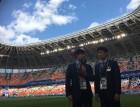 """배성재, 월드컵 콜롬비아 패배에 """"커피를 너무 많이 마셨나봐요"""""""