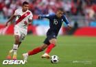 '월드컵 베이비' 음바페 득점, 프랑스 세대교체를 상징하다
