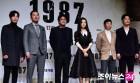 [포토]영화 '1987', 개봉 전부터 압도하는 배우들의 분위기