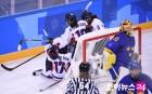 [빙구]'한수진 만회골' 코리아, 스웨덴과 최종전 1-6 패배