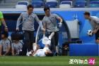 박주호, 오른쪽 허벅지 뒷근육 미세 손상…3주 진단