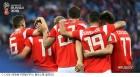 골 잔치 러시아, 이집트 꺾고 16강 사실상 예약