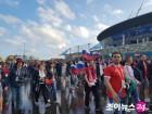 2연승 러시아, 월드컵 흥행에 불붙여