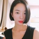 """""""똑단발의 시크함""""..배우 차지헌, 걸크러쉬 매력 '시선 강탈'"""