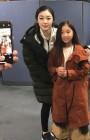 """""""닮았나요?""""...전미라, 김연아X윤라임 친분샷 공개"""