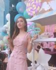 제시카, 얼음공주 아닌 핑크공주..소녀소녀해