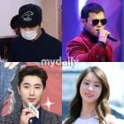 박유천부터 이정·김민수·양정원까지, 연예계 얼룩진 일주일