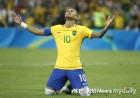 [리우올림픽 결산] 브라질 첫 金, 네이마르의 행복한 눈물