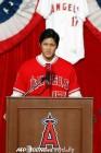 오타니, MLB.com 선정 우완투수 유망주 랭킹 1위