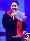 """[MD포토]황광희 상병, """"오랜만이죠?"""" K-팝 콘서트 멋진 사회"""