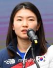 """평창올림픽 마친 심석희 """"많은 분들의 응원 느낄 수 있었다"""""""