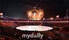 '화려한 피날레' 평창올림픽, 17일 간의 대장정 마감…한국 종합 7위