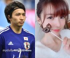 [MD재팬] '日 축구 스타' 시바사키, '아이돌 출신' 마노 에리나와 결혼 보도