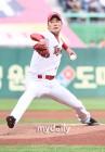 SK 김광현, 시즌 최다 8이닝 6K 1실점…6승 요건