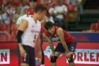한국 남자배구, VNL 첫 판서 폴란드에 0-3 완패