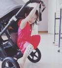 '인교진♥' 소이현, 말괄량이 딸 하은이...엄마 닮았나