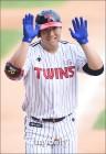 김현수, '홈런 치고 왔어요!'