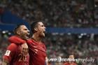 '콰레스마 환상골' 포르투갈, 이란에 1-0 앞선 채 전반종료