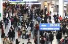 인천공항 제2터미널 개장 한달, 약 162만명 이용