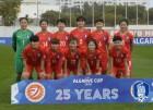 한국여자축구, 3월 FIFA 랭킹 16위… 2계단 하락