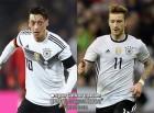 독일, 월드컵 27인 등번호 발표...외질 10번-로이스 11번