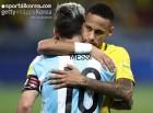 메시-네이마르, 러시아 월드컵 골든볼 배당률 1위