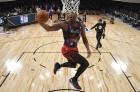 클래식 덩크 대결, NBA 올스타전 덩크 콘테스트 승자는 유타 미첼
