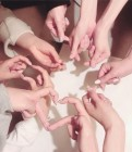 """소녀시대, 여전히 끈끈한 우정 """"사랑해"""""""