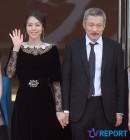 홍상수x김민희 영화 오스트리아 시사회…출연자 참석