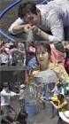 '사생결단 로맨스' 지현우 vs 이시영, 태국서 붙었다…美친 물총 전쟁