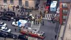 """[밤사이 세계는] 미국 뉴욕 터널서 지하철 탈선, """"34명 부상"""" 外"""