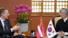 """라트비아 """"북한 무기 개발 관여 은행 조사"""""""